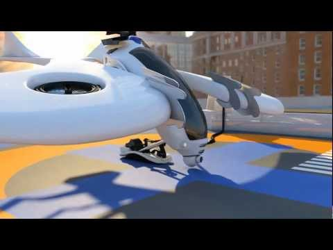 Personal Vertical Take Off and Landing (pvtol) Vehicle
