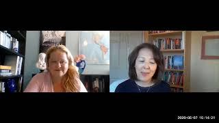 Kate Quinn interviews Janie Chang