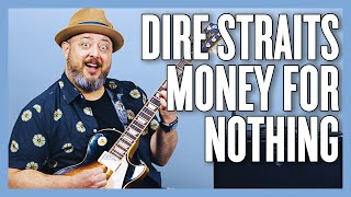 Dire Straits Money For Nothing Guitar Lesson + Tutorial
