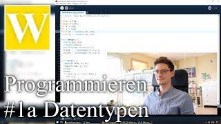 Programmieren #1a - Einfache Datentypen