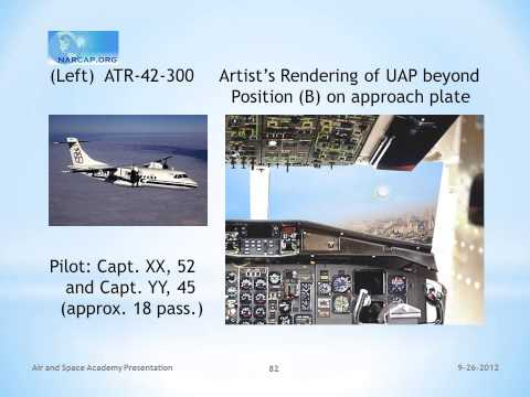 Unidentified Aerial Phenomena and Flight Safety: There is a Relashionship