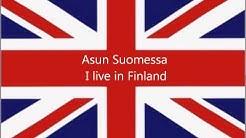 Englanti Oppitunti: Miten Sanoa Olen Kotoisin Suomessa