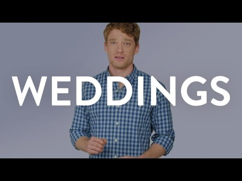 Weddings | You're Doing It Wrong with John Elerick from YouTube · Duration:  2 minutes 41 seconds