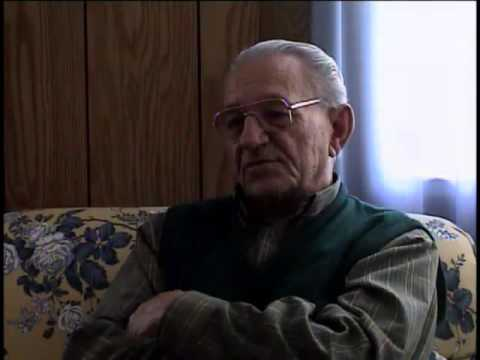 Frank Lindstrom, Seaman, US Merchant Marine, World War Two
