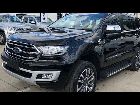 2019 New Ford Everest The Best Offroad Adventurous Suv