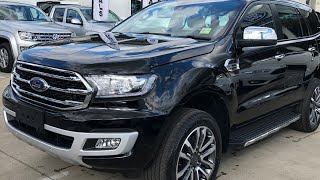 2019 New Ford Everest - The Best Off Road Adventurous SUV !!