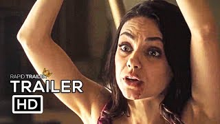 THE SPY WHO DUMPED ME Official Trailer (2018) Mila Kunis, Kate McKinnon Comedy Movie HD streaming