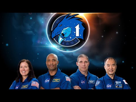 Astronauts Discuss Upcoming SpaceX Crew Dragon Mission