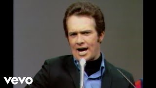 Merle Haggard - The Fightin Side Of Me Live