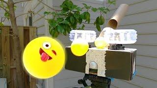 DIY Ping Pong Ball Blaster!