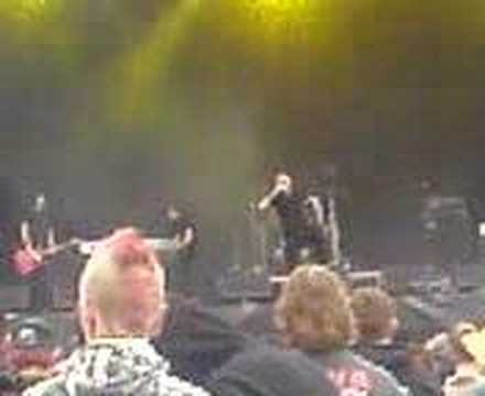 alesana-ambrosia live at download 2008