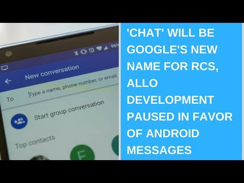 Daily Tech News - 'Chat' will be Google's new name for RCS