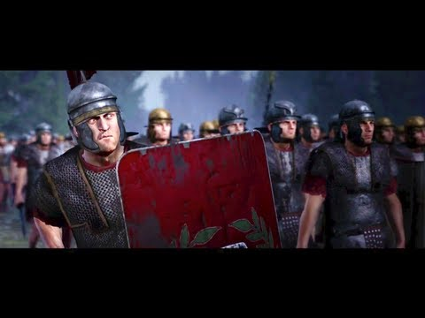 Total War: Rome II - The Battle Of Teutoburg Forest Trailer
