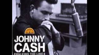 Johnny Cash-I Heard That Lonesome Whistle