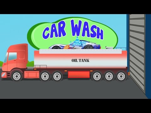 Oil Tank | Truck Car Wash