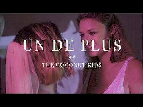 The Coconut Kids - 'Un De Plus'