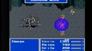 Final Fantasy V - Omega