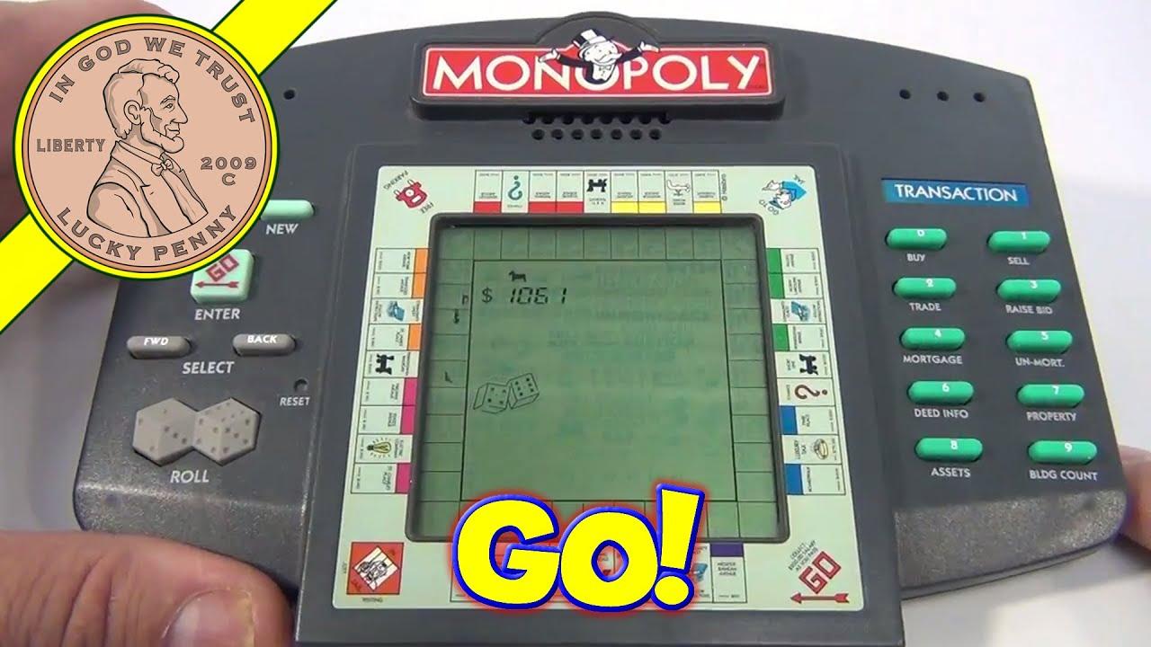 monopoly electronic banking machine
