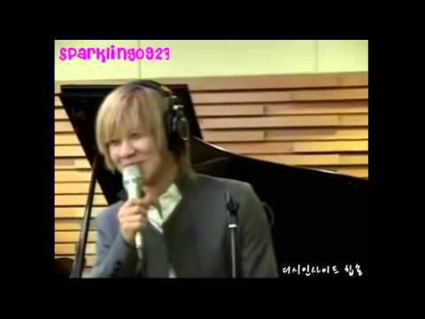 [INDO SUB] SHINee Taemin - I Love You