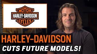 Harley-Davidson To Cut Future Models | RevZilla News
