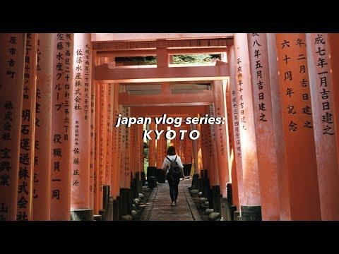 KYOTO PART ONE // Japan Vlog | therachelstory
