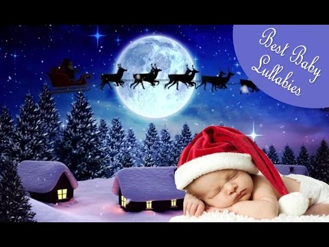 ♥ JINGLE BELLS Lullaby  Christmas Songs To Put A Baby To Sleep Lyrics Baby Lullaby ♥