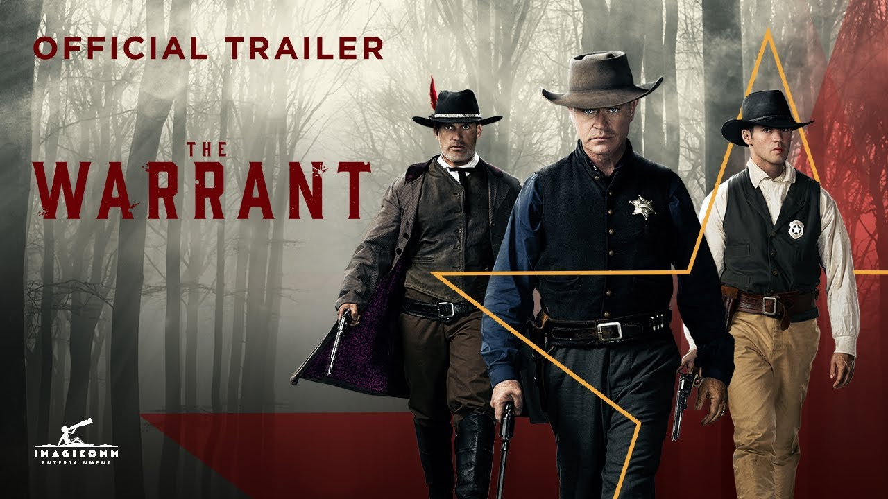 Download The Warrant   Official Trailer