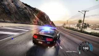 Need For Speed Hot Pursuit Police Cars Highway Patrol Ford Shelby GT 500