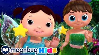 Fairy Lullaby + More Little Baby Bum Songs | Kids Songs | Nursery Rhymes | Moonbug Kids