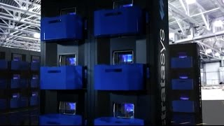 Stratasys Continuous Build 3D Demonstrator