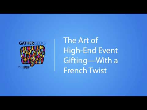 The Art of High-End Event Gifting—With a French Twist (Episode 87)