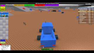 Roblox Games SpotLight-Episodul 4 Roblox Derby