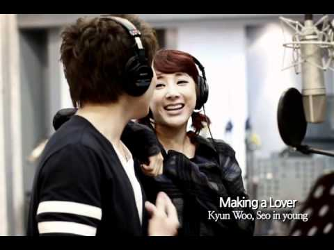 Kyun Woo, Seo in young (견우, 서인영) - Making a Lover (애인만들기)