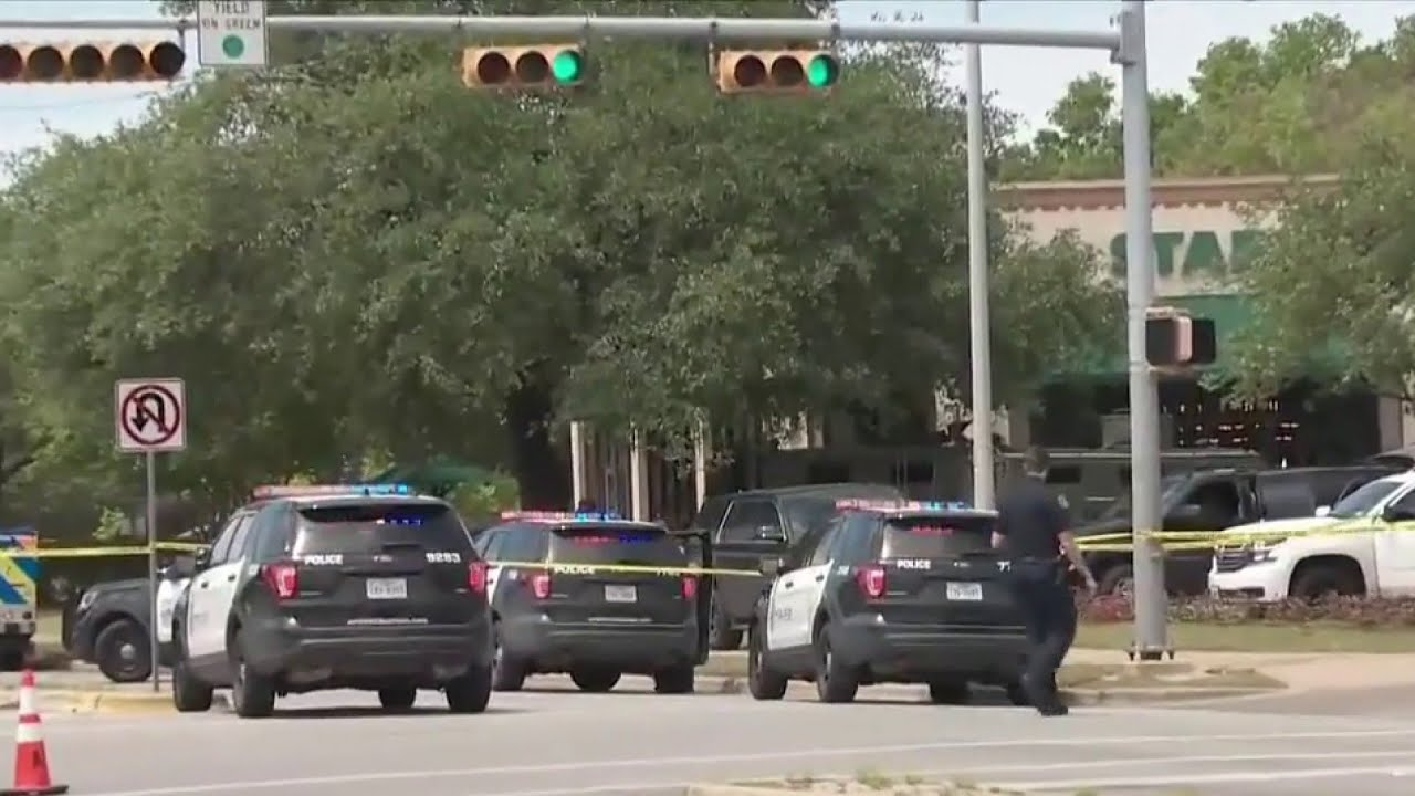 Austin shooting: Police still searching for fugitive with 3 dead, shelter ...