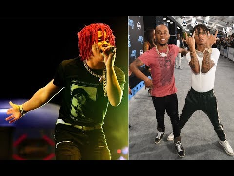 Trippie Redd Disses Slim Jimmy after he claims he left Rae Sremmurd We liked Swae Better Anyway