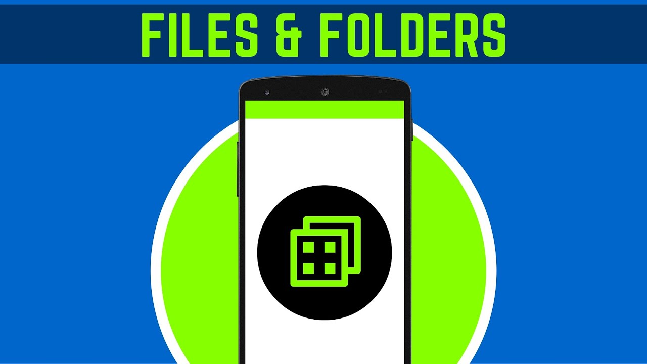 3  INTRODUCTION TO FILES AND FOLDER IN ANDROID STUDIO, HELLO WORLD |  ANDROID APP DEVELOPMENT