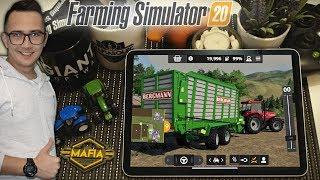 """Farming Simulator 20 [FS20] ☆ """"od Zera do Milionera"""" #2 ☆ Zwozimy Słomę [Nowe Nabytki] ☆ iPadPro"""