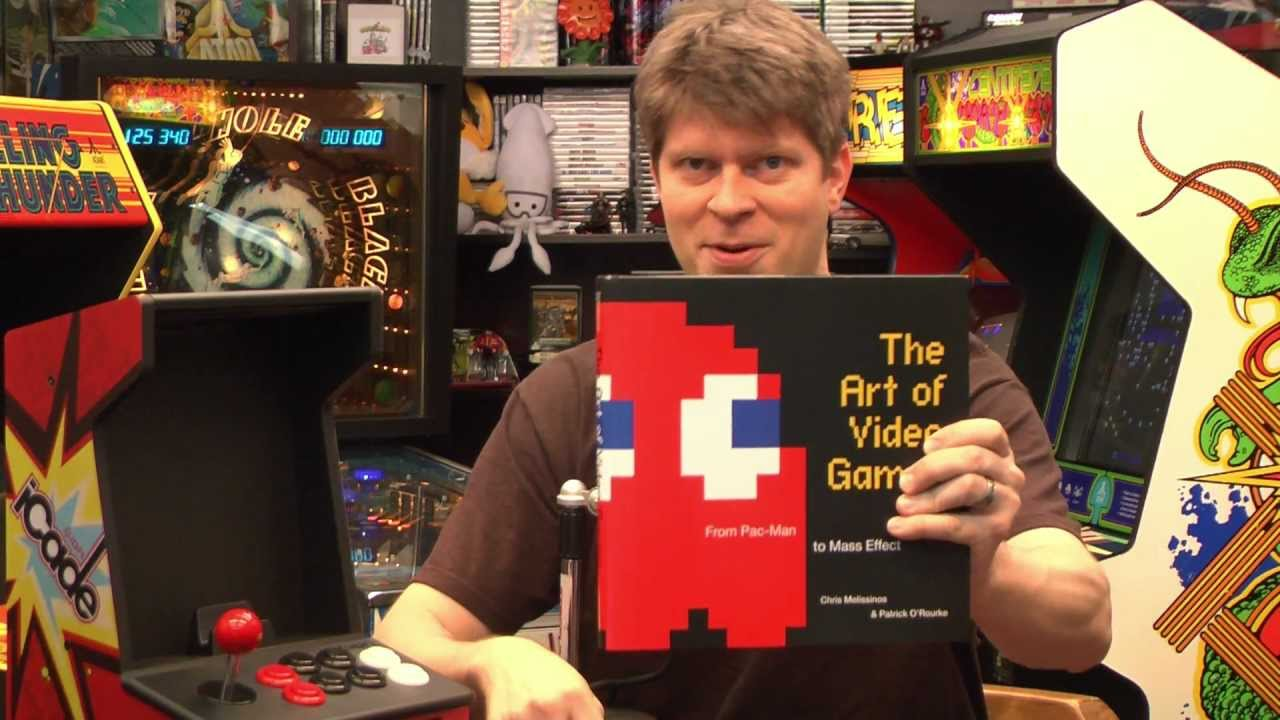 Classic Game Room - THE ART OF VIDEO GAMES book review