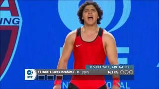 2017 World Weightlifting Championships. men 94kg \ Чемпионат мира мужчины до 94кг