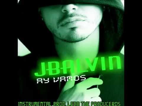 Ay Vamos - J Balvin (instrumental) 2014 by...