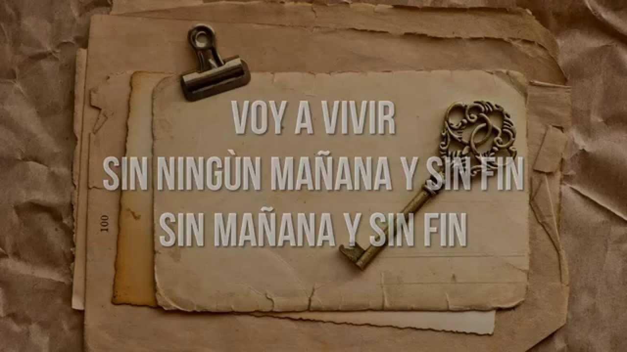 Chandelier (spanish version) - Kevin Vásquez (Lyric Video) - YouTube