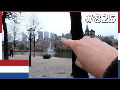 BEAUTIFUL DUTCH CITIES: THE HAGUE WILL SURPRISE YOU DAY 825 | TRAVEL VLOG IV