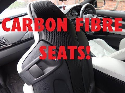 Carbon Fibre inside my M4.