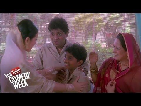 Kahaan Chandni Chowk Aur Kahan...? - Kabhi Khushi Kabhie Gham - Comedy Week