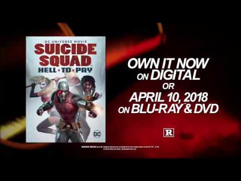 SUICIDE SQUAD: HELL TO PAY Deadshot and Boomerang - Now or Later