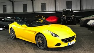 Ferrari California T Handling Speciale real-world review