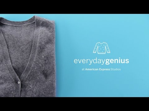 How to Remove Sweater Fuzz with a Razor | Everyday Genius