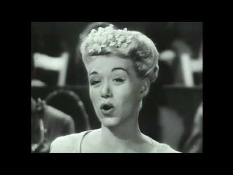 June Christy Sings With Stan Kenton  1945