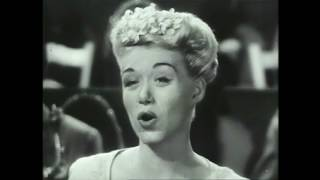 June Christy Sings With Stan Kenton  1945