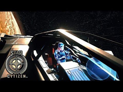 I'm gonna kill so many pirates! | STAR CITIZEN ALPHA 2.6.3: Future Space #2